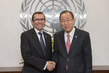 Secretary-General Meets His Special Adviser on Cyprus 2.860887