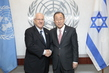 Secretary-General Meets President of Israel 2.860887