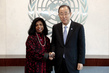 Secretary-General Meets Outgoing Head of UN Field Support