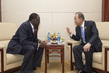 Secretary-General Meets President of Burkina Faso in Addis Ababa