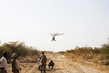 Mine Clearance of Route Leading Into Rubkona Airstrip Extension Near Bentiu, South Sudan 10.281866