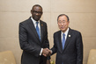 Secretary-General Meets with Minister for Foreign Affairs and International Cooperation of Mali in Addis Ababa