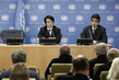 Briefing by Press Secretary of Japanese Foreign Ministry 0.4447633