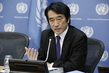 Briefing by Press Secretary of Japanese Foreign Ministry 0.5899296