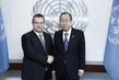 Secretary-General Meets Foreign Minister of Serbia 2.857238