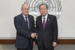 Secretary-General Meets Deputy Head of UNCTAD 2.857238