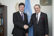 Deputy Secretary-General Meets Slovak Foreign Minister 1.3350115