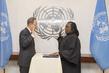 Judge of UN Appeals Tribunal Sworn In 7.21611
