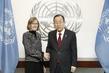 Secretary-General Meets New Permanent Representative of Australia 2.857249