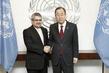 Secretary-General Meets Permanent Representative of Iran 2.8598456
