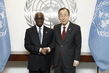 Secretary-General Meets New Permanent Observer of ECOWAS 2.8598456