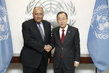 Secretary-General Meets Foreign Minister of Egypt 2.857249