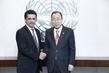 Secretary-General Meets Permanent Representative of Bolivia 2.857249
