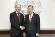 Secretary-General Meets Head of Council on Foreign Relations 2.857782
