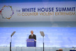 United States Hosts Summit on Countering Violent Extremism 4.6096196
