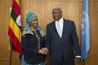 Assembly President Meets Head of UN Women 1.0