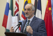Permanent Representative of Syria Speaks to Press 0.647388