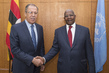 Assembly President Meets Russian Foreign Minister 3.2234735
