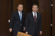 Secretary-General Meets Foreign Minister of China 2.8584373