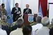Secretary-General Visits Peacekeeping Training Centre, Asunción 2.2873664