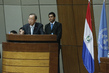 Secretary-General Addresses National Congress of Paraguay