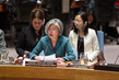 Security Council Discusses Syria Crisis