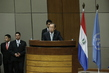 Secretary-General Addresses National Congress of Paraguay 0.31243622