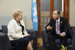 Secretary-General Meets President of Lithuania in Santiago 1.0