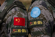 First Detachment of China's Peacekeeping Infantry Battalion Arrives in Juba 1.0