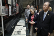 "Secretary-General Visits the ""Museo de la Memoria y los Derechos Humanos"", Chile 1.0"