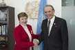 Deputy Secretary-General Meets EU Commissioner for Budget and Human Resources 1.3350115