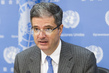 Security Council President Briefs Media on Council's Work Programme 1.0