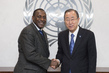Secretary-General Meets UN Special Representative Sustainable Energy for All.
