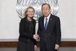 Secretary-General Meets US Representative for UN Management and Reform