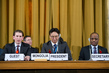 High-level Segment of 2015 Conference on Disarmament. 1.0