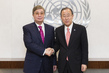 Secretary-General Meets Chairman of Senate of Kazakhstan