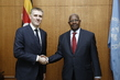 Assembly President Meets Foreign Minister of Montenegro 3.226891