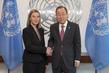Secretary-General Meets EU High Representative for Foreign Affairs 2.8592017