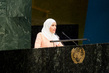 Opening of Fifty-ninth Session of Commission on Status of Women 9.389978