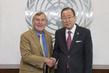 Secretary-General Meets Head of Harvard's Belfer Centre 2.8592017