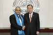 Secretary-General Meets Former President of Timor-Leste 2.8592467
