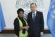 Secretary-General Meets Religion Minister of Papua New Guinea 2.8592017