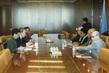 Secretary-General Meets Religion Minister of Papua New Guinea 2.8592467