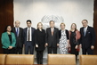 Secretary-General Meets Nordic Ministers 2.8592467