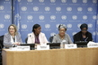 Press Conference on African Women and Girls, Peace, Security and Development 9.389978