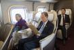 Secretary-General and Mrs. Ban Depart Sendai Via Bullet Train to Tokyo 2.2871523