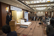 Secretary-General Speaks at Luncheon Hosted by Global Compact Japan Network 3.754211