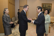 Secretary-General Meets Speaker of the House of Representatives of Japan 3.754017