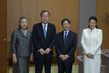 Secretary-General Meets Crown Prince and Princess of Japan 3.754017