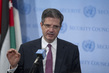 President of the Security Council Briefs Press on Security Council Consultations 0.6475109